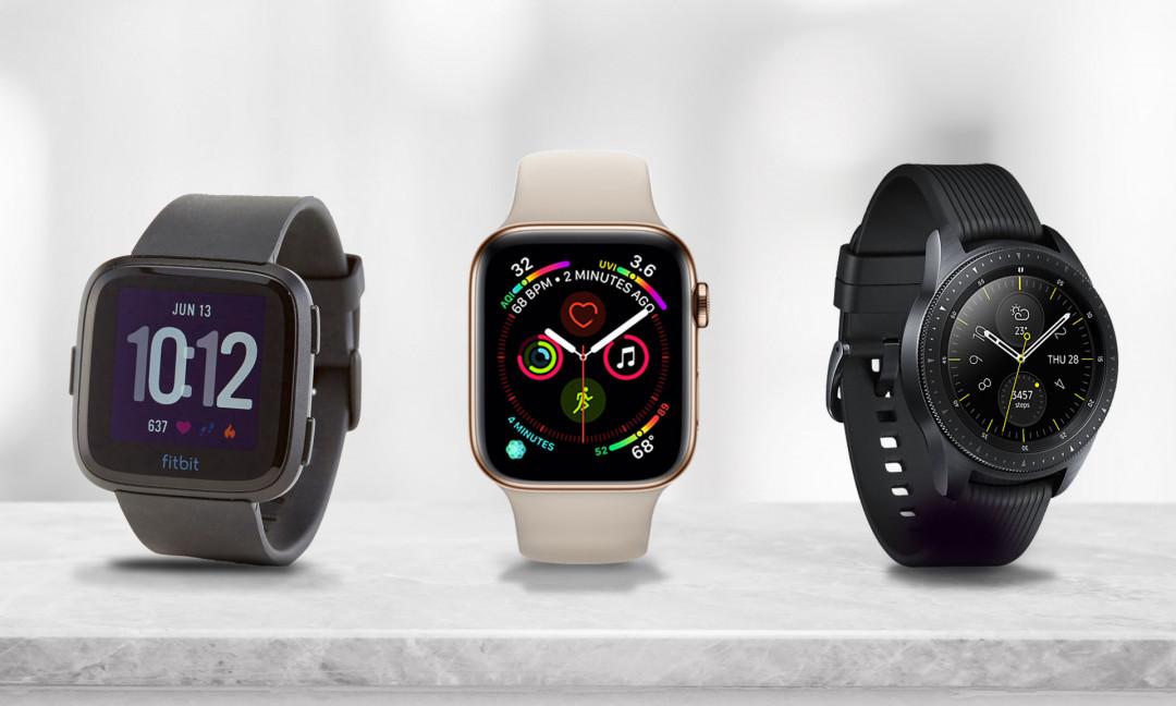 Выбираем умные часы в 2019: все, что нужно знать